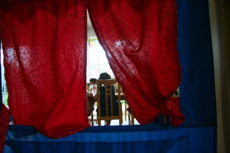 Kindergeburtstag Kasperle